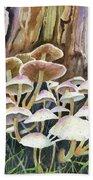A Fungus Amongus Bath Towel