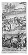 Chariot Of Apollo Bath Towel