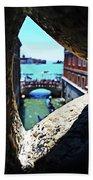 A Piece Of Venice Bath Towel