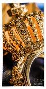 A Royal Engagement Hand Towel