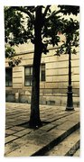 A Tree Grows In Barcelona Bath Towel