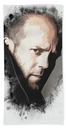A Tribute To Jason Statham Hand Towel
