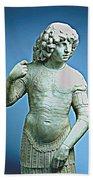 A Young Warrior, Tullio Lombardo Poster 2 Bath Towel