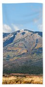 Abajo Mountains Utah Hand Towel