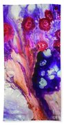 Abalone Shell Bath Towel