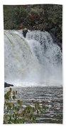 Abrams Falls Cades Cove Tn Bath Towel