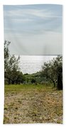Abruzzo - An Italian Landscape  Bath Towel