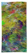Abstract 111510 Bath Towel