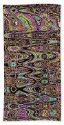 Abstract #141 Bath Towel