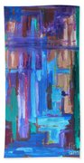 Abstract 20 Bath Towel