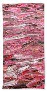 Abstract 313 Bath Towel