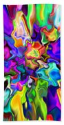 Abstract 373 Hand Towel