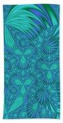 Abstract 404 Bath Towel