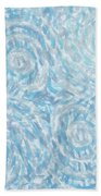 Abstract 432 Bath Towel