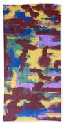 Abstract 50 Bath Towel