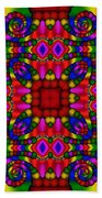 Abstract 652 Hand Towel