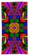 Abstract 659 Hand Towel
