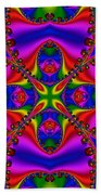 Abstract 663 Hand Towel