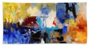 Abstract 69070 Bath Towel