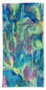 Abstract 700 Bath Towel