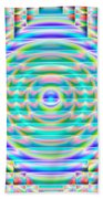 Abstract 717 Hand Towel