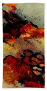 Abstract 780707 Bath Towel