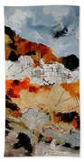 Abstract 780708 Bath Towel
