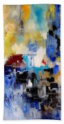 Abstract 900003 Bath Towel