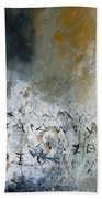 Abstract 904023 Bath Towel