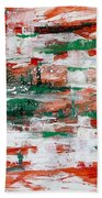 Abstract Art Project #24 Bath Towel