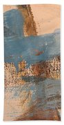 Abstract At Sea 4 Bath Towel