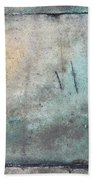 Abstract Background  Bath Towel