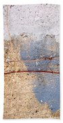 Abstract Concrete 15 Bath Towel