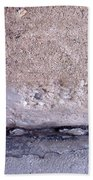 Abstract Concrete 4 Bath Towel