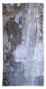 Abstract Concrete 8 Bath Towel