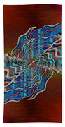 Abstract Cubed 271 Bath Towel