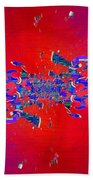 Abstract Cubed 344 Bath Towel
