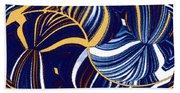 Abstract Fusion 279 Bath Towel