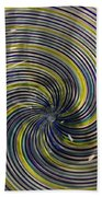 Abstract Glass 6 Bath Towel