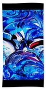 Abstract Perfection  12 Bath Towel