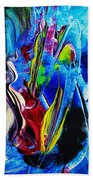Abstract Perfection Bath Towel