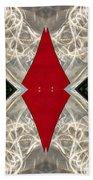 Abstract Photomontage N41p4f175 Dsc7221 Bath Towel