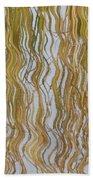 Abstract Reflections Bath Towel