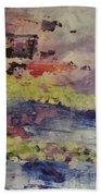 Abstract Series Dreaming Bath Towel