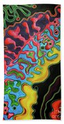 Abstract Thought Bath Towel