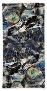 Abstraction 2329 Bath Towel