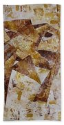 Abstraction 762 - Marucii Bath Towel