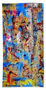 Abstraction 763 - Marucii Bath Towel