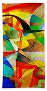 Abstraction 776 - Marucii Bath Towel