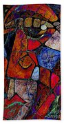 Abstraction 858 -marucii Bath Towel